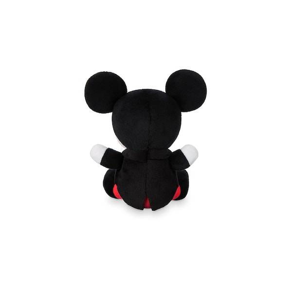 Back of Mickey Mouse Disney Parks Wishables Plush