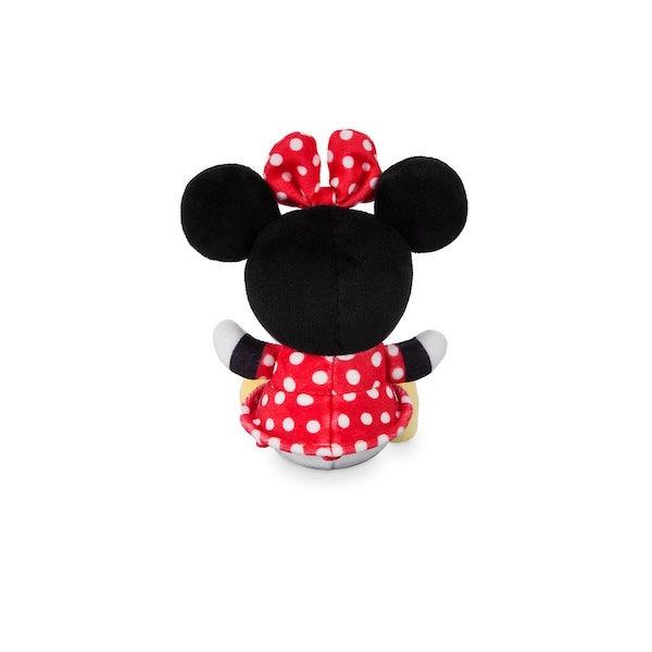 Back of Minnie Mouse Disney Parks Wishables Plush