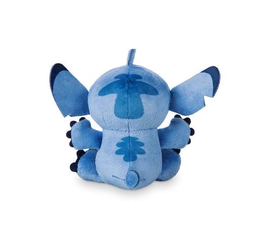 Back of Stitch Disney Parks Wishables Plush