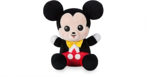 Mickey Mouse Disney Parks Wishables Plush