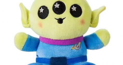 Alien Disney Parks Wishables Plush