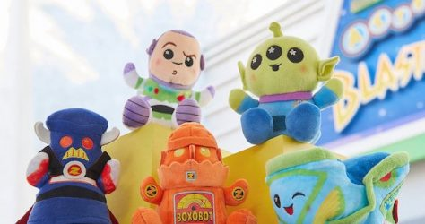 Buzz Lightyear Attraction Disney Wishables