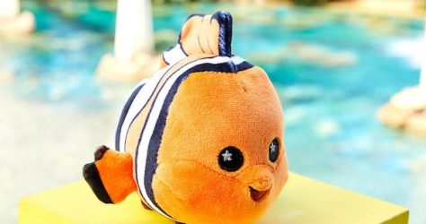 Disney Parks Wishables Nemo Plush