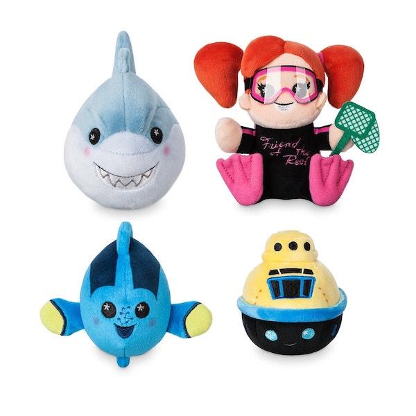 Finding Nemo Submarine Voyage Disney Parks Wishables Plush