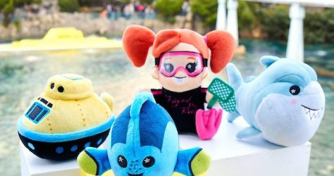 Finding Nemo Submarine Voyage Disney Wishables