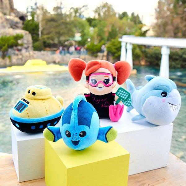 Finding Nemo Submarine Voyage Disney Wishables