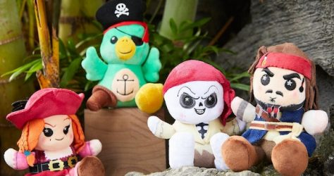 Pirates of the Caribbean Disney Wishables