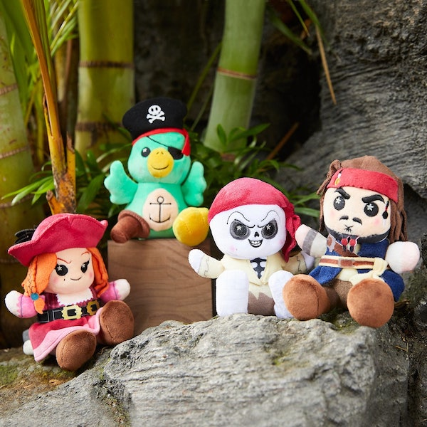 Pirates of the Caribbean Disney Wishables