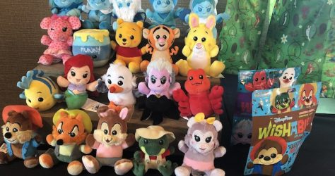 Summer 2019 Disney Parks Wishables Plush Releases