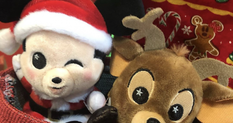 Disney Parks Wishables Holiday 2019