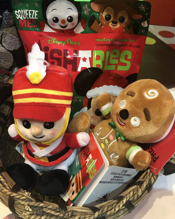 Holiday 2019 Disney Parks Wishables Preview