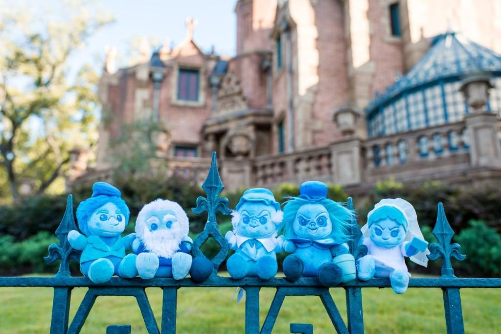 The Haunted Mansion Disney Parks Wishables