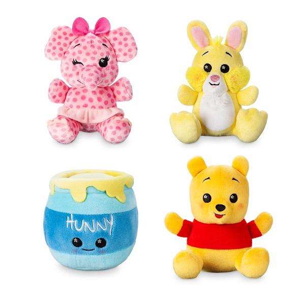 Winnie the Pooh Disney Parks Wishables Plush