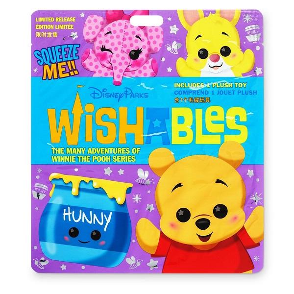 Winnie the Pooh Series Wishables Mystery Plush