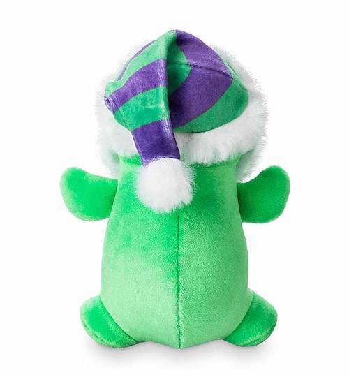 Back of Oogie Boogie Haunted Mansion Holiday Disney Parks Wishables Plush
