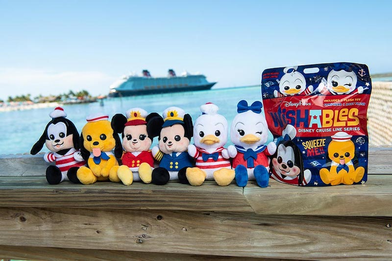 Disney Cruise Line Series Wishables
