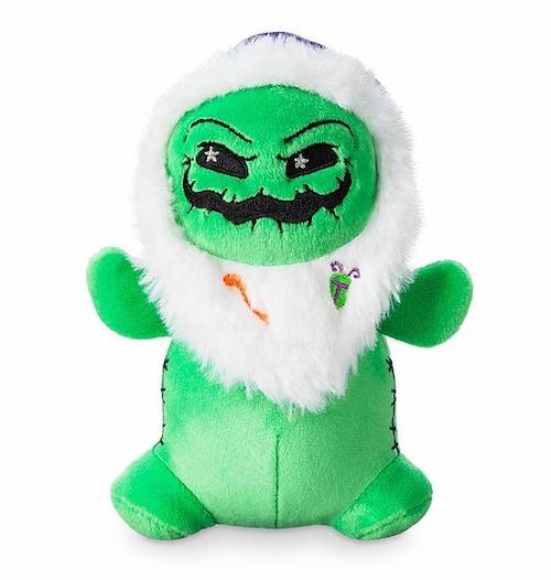 Oogie Boogie Haunted Mansion Holiday Disney Parks Wishables Plush