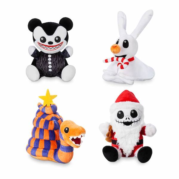 The Haunted Mansion Holiday Disney Parks Wishables Plush
