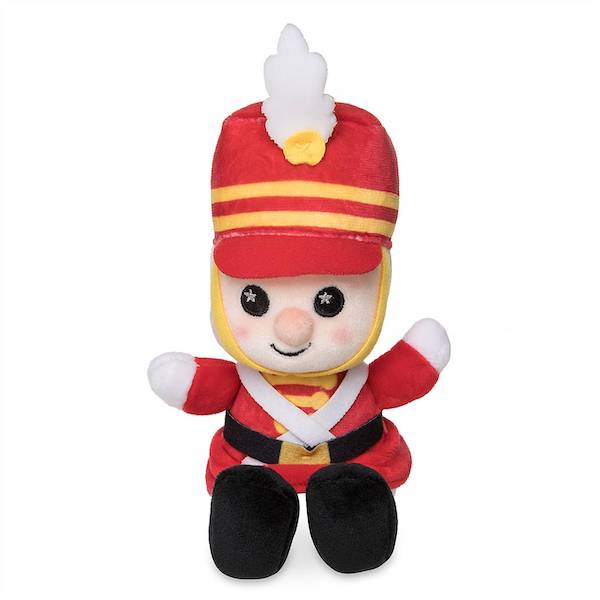 Toy Soldier Merry Christmas Disney Parks Wishables Plush