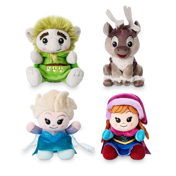 Frozen Ever After Disney Parks Wishables Plush