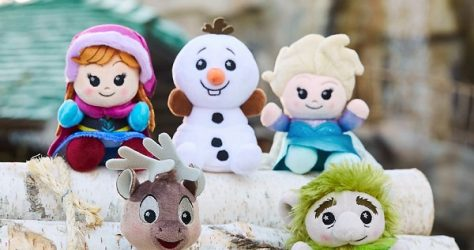 Frozen Ever After Series Disney Parks Wishables