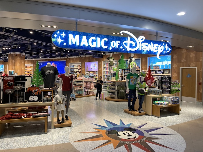 Magic of Disney Store - Orlando Airport