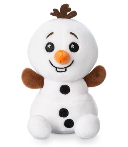 Olaf Frozen Ever After Disney Parks Wishables Plush