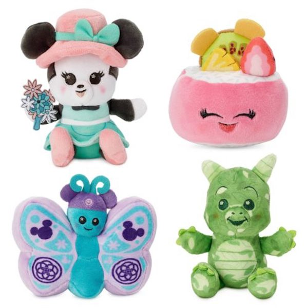 Epcot International Flower and Garden Festival 2020 Mystery Plush