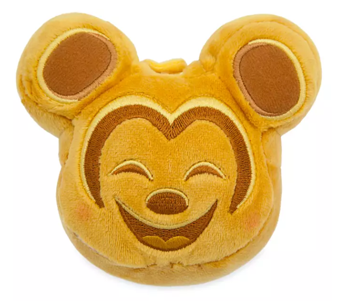 Back of Mickey Waffle