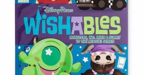 Monsters, Inc. Mike & Sulley to the Rescue Series Mystery Wishables Plush