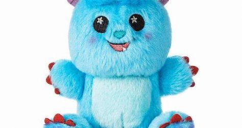 Sulley Monsters, Inc. Disney Parks Wishables Plush