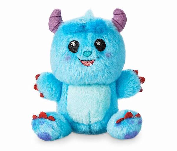 Sulley Monsters, Inc. Disney Parks Wishables Plush