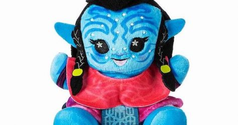 The Shaman of Songs Disney Parks Wishables Plush