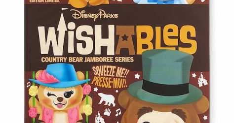 Country Bear Jamboree Series Mystery Wishables Plush