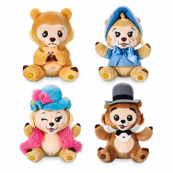 Country Bear Jamboree Series Mystery Wishables