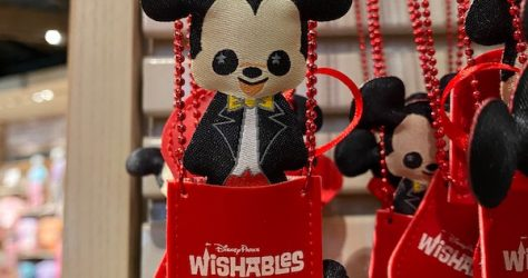 Mickey Mouse Wishables Necklace