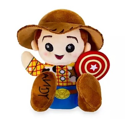 Woody Toy Story Mania Disney Parks Wishables Plush
