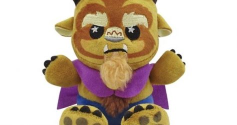 Beast Disney Parks Wishables Plush