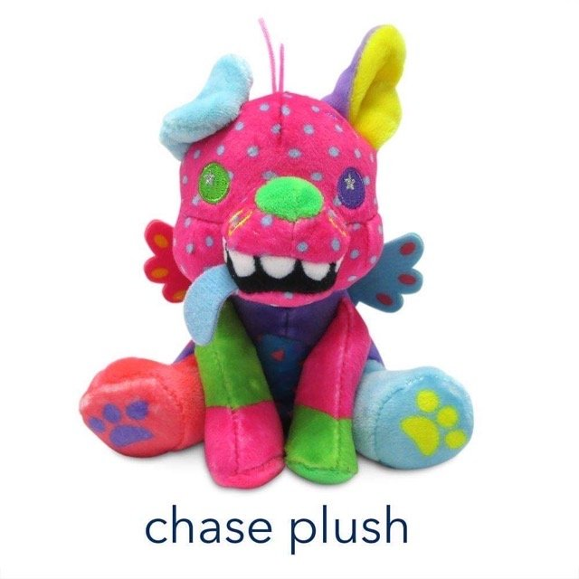 Coco Chase Plush Wishables