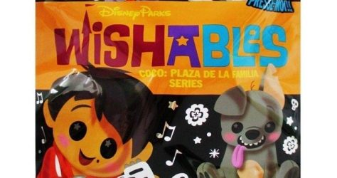 Coco Series Disney Parks Wishables Mystery Plush
