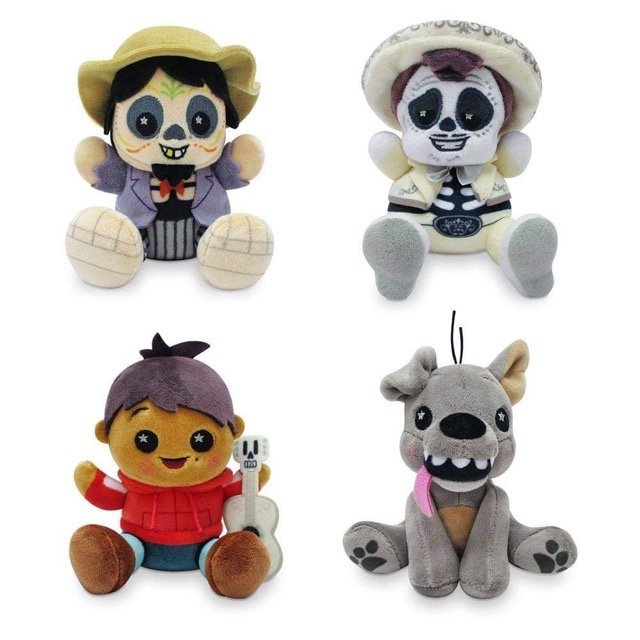 Coco Series Mystery Wishables