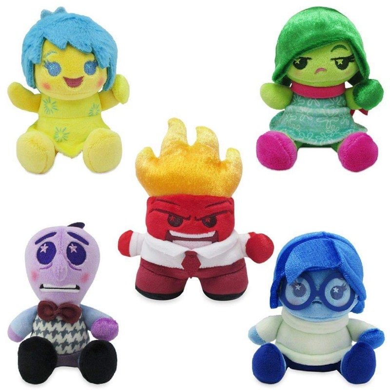 Inside Out Series Mystery Wishables