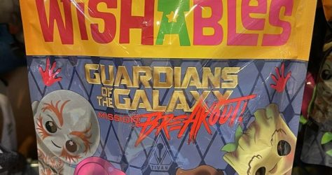 Guardians of the Galaxy Mission Breakout Disney Parks Wishables Mystery Bag