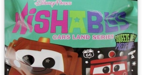 Cars Land Disney Parks Wishables Plush