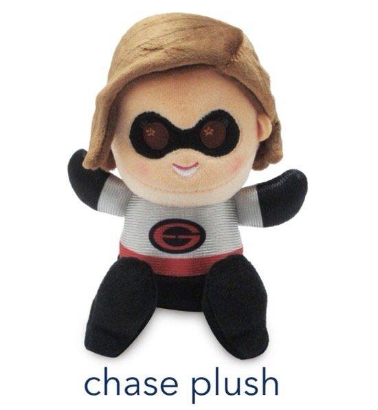 Incredicoaster Disney Parks Wishables Chaser Plush