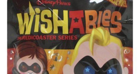 Incredicoaster Disney Parks Wishables Mystery Bag