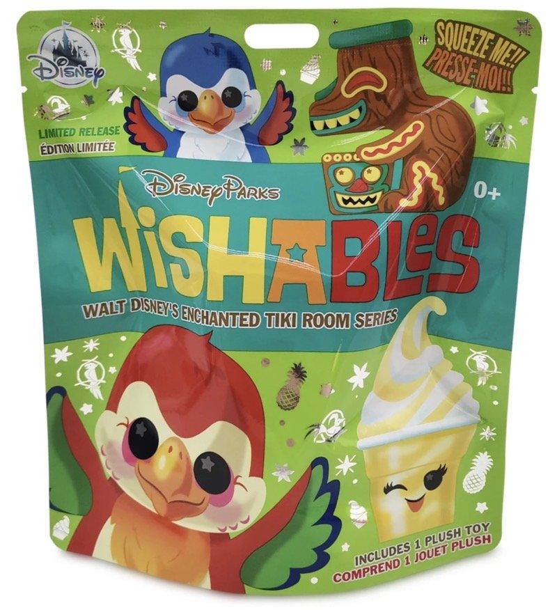 Enchanted Tiki Room Disney Parks Wishables Mystery Bag