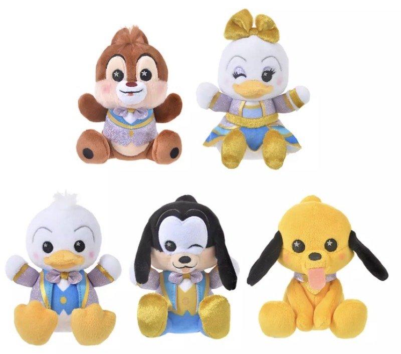 Walt Disney World 50th Anniversary Wishables Mystery Plush